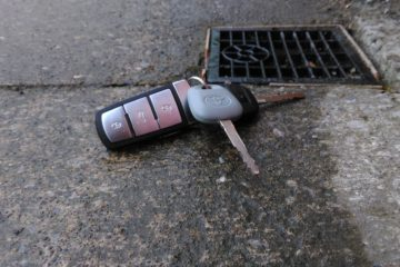 Spare key, Lost car keys