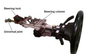 steering column1
